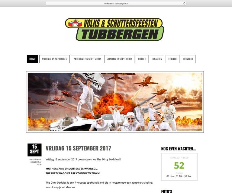 Volksfeest Tubbergen